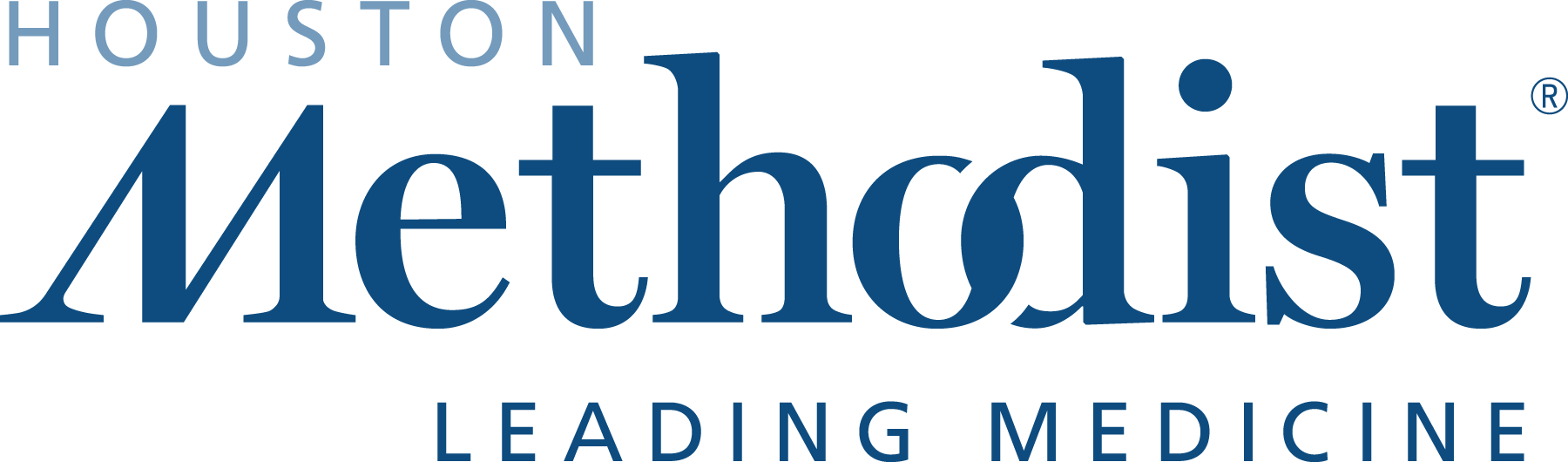 Methodist Leading Medicine logo